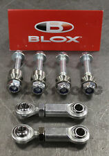 Blox Racing Rear Sway Bar Adjustable End Links Set Honda Acura Civic Integra