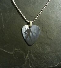 Alien Predator Guitar Pick Necklace Pendant Charm Movie Memorabilia Gift Present