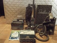 Kirby vacuum cleaner, Sentria II with Carpet shampooer +Tile and Grout Roller