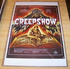 Creepshow Foreign Poster Stephen King George Romero 11X17 Movie Poster