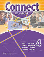 Connect Workbook 4, Zemach, Dorothy E., Sandy, Chuck, Barbisan, Carlos, Richards