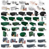 Garden Patio Furniture Cover Set Waterproof Outdoor Rattan Table Cube Customize