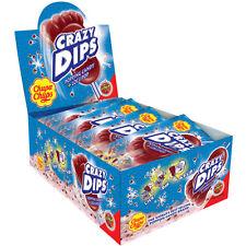 "24 x Chupa Chups ""Crazy Dips"" Lollipops (Cola) = 336g / 0.74lbs / 11.85oz"