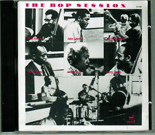 DIZZY GILLESPIE*SONNY STITT*MAX ROACH The Bop Session HANK JONES Rare OOP CD!