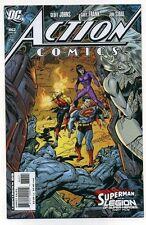 Action Comics #862 (NM)`08 Johns/ Frank (VARIANT)