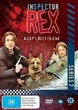 Inspector Rex : Series 7 (DVD, 2007, 4-Disc Set) VGC - Box D75