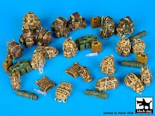 Black Dog 1/35 British Modern Soldier's Equipment and Accessories Set T35082