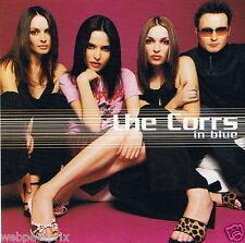 THE CORRS   IN BLUE -  ALBUM /CD - OCCASION