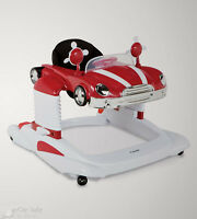 Combi All in One Activity Walker in Red Brand New