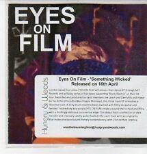 (CZ364) Eyes On Film, Something Wicked - 2012 DJ CD