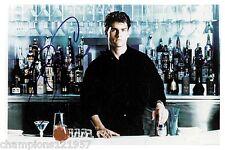Tom Cruise ++Autogramm++ ++Cocktail++