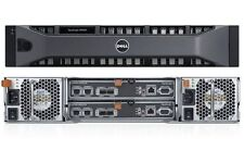 Dell EqualLogic PS6210X 28.8TB 24 x 1.2TB SAS  iSCSI SAN Array 10GBe/10GB