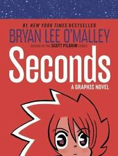Seconds by Bryan Lee O'Malley (2014, Hardcover)