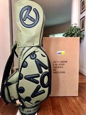 Scotty Cameron 2020 Release Olive Green Staff Bag + 5 Headcovers
