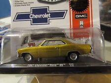Castline M2 Machines 1967 Chevrolet Nova SS