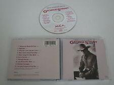 GEORGE STRAIT/TEN STRAIT HITS(MCA MCAD-10504) CD ALBUM
