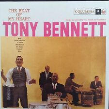 TONY BENNETT: THE BEAT OF MY HEART 2014 CD inc. 5 bonus tracks.
