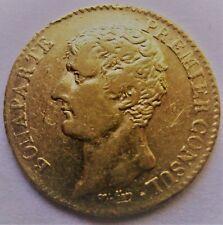 An12 1804 France 20 francs Gold coin