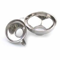 Wide Mouth Canning Funnel Jar Filler For Mason Jar Kitchen Stainless Steel S./L