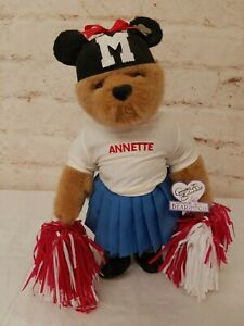 Annette Funicello Bear Co Cheer Mickey Mouse Club