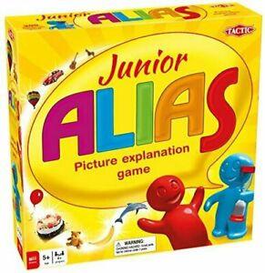 Junior Alias - Picture Explanation Game - Brand New & Sealed