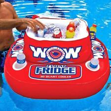 NEW WOW 11-2000 World of Watersports WOW Water Float Fridge 30 Pack Cooler
