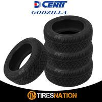 (4) New Dcenti GODZILLA 255/50R18 102 XL Tires