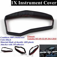 Instrument Dash Surround Gauges Panel Cover For Yamaha MT-09 FZ-09 2013-2018 New