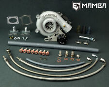 MAMBA BoltOn BallBearing Turbocharger GT2871R For TOYOTA 12HT 12H-T Land Cruiser