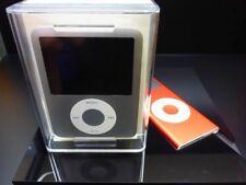 NEU Apple iPod nano 3. Generation 4GB in silber selten 3G CAPS Edition Limited