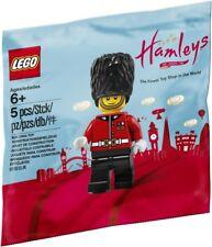 LEGO hamley's ESCLUSIVO ROYAL GUARDIA 5005233 poliestere NUOVO