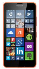 BRAND NEW Microsoft Lumia 640 LTE - 8 Go-Orange SIMFREE (Débloqué) Smartphone