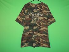 Yuengling Brewery Beer Mens Size XL Extra Large Camo Crewneck T Shirt