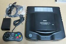 Japanese 60Hz SNK Neo Geo CD System Neo-Geo Console Top Loader CD-T01 * VGC *