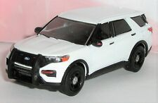 UNMARKED / 2020 20 FORD EXPLORER UTILITY / POLICE INTERCEPTOR / FREE SHIPPING