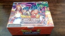 Dragon Ball Super CCG Galactic Battle Booster Box New Sealed