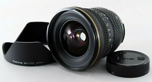 【Near Mint】 Tokina AT-X PRO 20-35mm F2.8 AF Wide Angle Zoom Lens For Nikon Japan