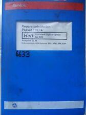 Werkstattbuch Reparaturleitfaden VW Passat Fahrwerk Eigendiagnose für ABS #6633
