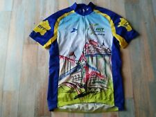 *VESTE CYCLISTE FINISHER FFCT FEDERATION FRANCE CYCLOTOURISME TAILLE X/5 TBE