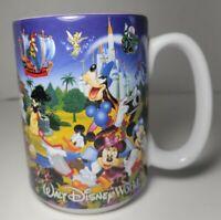 Walt Disney Parks Mom Mug Authentic Pixar Characters 5x4 inch