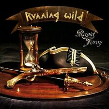 RUNNING WILD - RAPID FORAY   CD NEW!