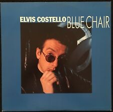 "ELVIS COSTELLO  ""BLUE CHAIR"" 12"" U.K. SINGLE DEMON RECORDS, VINYL NM!"