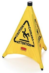 """Pop-Up Caution Safety Cone 