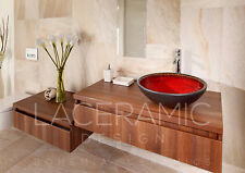 Round Unique and original Handmade Washbasin / Sink to bathroom