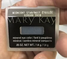 Mary Kay New Discontinued Midnight Star Mineral Eye Color 028588 3v18