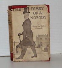 Diary Of A Nobody 1935 George & Weedon Grossmith