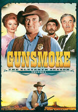 Gunsmoke: Eleventh Season, Vol. 1 (DVD, 2014, 4-Disc Set) DAMAGED CASE