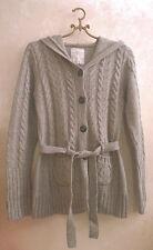 685bd3be53a75d H&M Gr. 170 Strickjacke Jacke Cardigan Strick Grau Wolle Super Zustand knit  jack