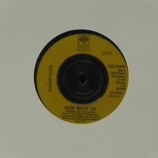 "CHAMPAIGN 'HOW 'BOUT US' UK 7"" SINGLE #2"