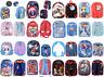 Kids Boys Girls Backpack School Bag Rucksack Children DISNEY MARVEL
